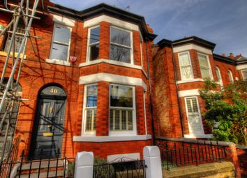 Thumbnail 3 bedroom semi-detached house for sale in Kennerley Road, Stockport