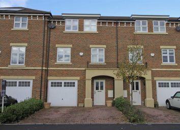 Thumbnail 4 bed town house for sale in Heacham Avenue, Ickenham, Uxbridge