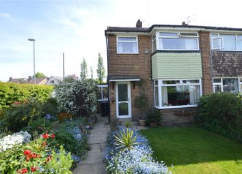 Thumbnail 3 bed semi-detached house for sale in Medway Avenue, Garforth, Leeds, West Yorkshire