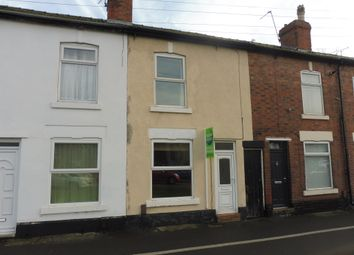 Thumbnail 2 bedroom terraced house for sale in Harrow Street, Alvaston, Derby