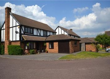 Thumbnail 4 bed detached house to rent in Chaucer Way, Wokingham