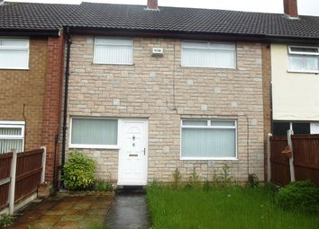 Thumbnail 3 bed town house to rent in Domville Drive, Upton, Wirral