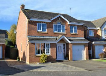 Thumbnail 4 bed detached house for sale in Middlewich Close, Lang Farm, Daventry