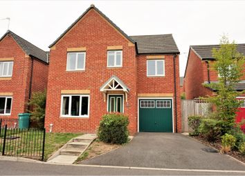 Thumbnail 4 bed detached house to rent in Imperial Way, Manchester