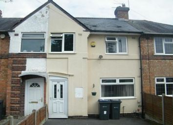 Thumbnail 4 bed property to rent in Tavistock Road, Birmingham