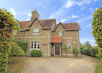 Thumbnail 4 bed semi-detached house for sale in Littleworth, Faringdon