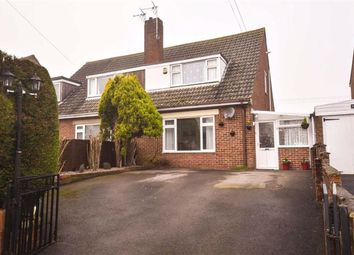 3 bed semi-detached house for sale in Howmead, Berkeley GL13
