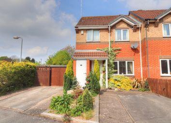 3 bed semi-detached house for sale in Coriander Close, Rubery, Rednal, Birmingham B45