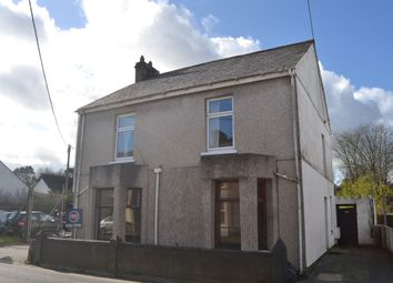 Thumbnail 4 bed detached house for sale in Station Road, St Blazey