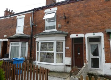 Thumbnail 2 bed terraced house to rent in Orpington Villas, Rensburg Street, Hull, East Yorkshire