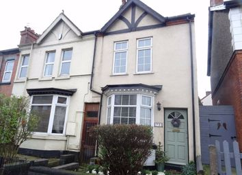 Thumbnail 2 bed terraced house for sale in Hollycroft, Hinckley