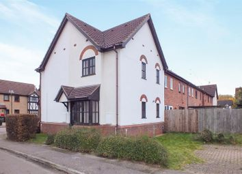 Thumbnail 1 bed terraced house for sale in Caernarvon Road, Eynesbury, St. Neots