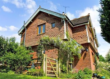 Thumbnail 3 bed semi-detached house for sale in Furnace Lane, Cowden, Edenbridge, Kent