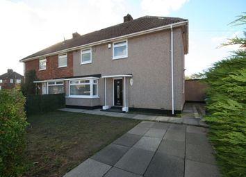 Thumbnail 3 bed semi-detached house for sale in Copgrove Close, Middlesbrough