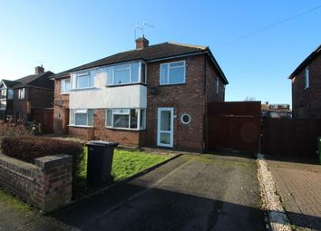 Thumbnail 3 bed semi-detached house to rent in Helmsdale Road, Leamington Spa