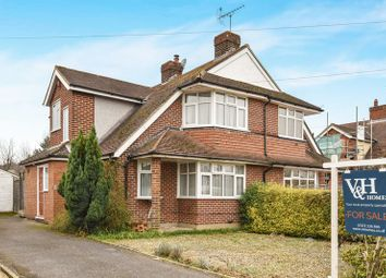 Thumbnail 2 bedroom semi-detached house for sale in Nutcroft Grove, Fetcham, Leatherhead