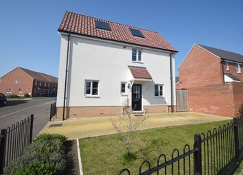 Thumbnail 2 bedroom end terrace house for sale in Matilda Groome Road, Hadleigh, Ipswich