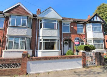 Thumbnail 3 bed terraced house for sale in Copnor Road, Portsmouth