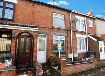 Thumbnail 3 bed terraced house for sale in Swannington Road, Ravenstone, Coalville