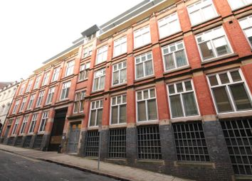 Thumbnail 1 bedroom property for sale in Plumptre Street, Nottingham