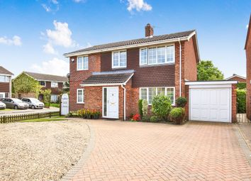 Thumbnail 4 bed detached house for sale in Lilac Close, Horsford, Norwich
