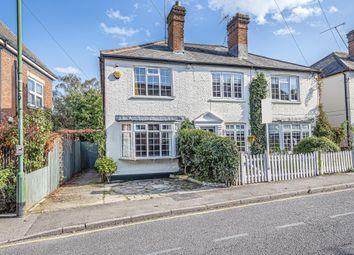 Thumbnail 3 bedroom cottage to rent in Brockenhurst Road, Ascot