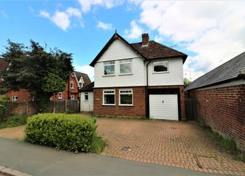 Thumbnail 4 bed detached house for sale in Hertford Road, Digswell, Welwyn, Herts