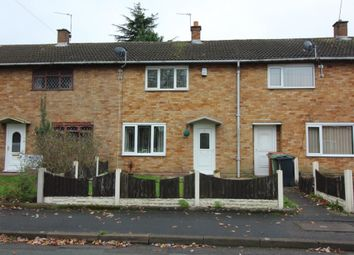 Thumbnail 2 bedroom town house for sale in Kinver Avenue, Willenhall