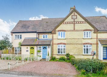 Thumbnail 3 bed terraced house for sale in Hall Lane, Great Chishill, Royston