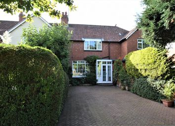 Thumbnail 2 bed terraced house for sale in Warwick Road, Knowle, Solihull