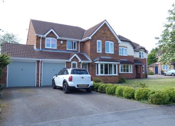 Thumbnail 4 bedroom detached house for sale in Coniston Gardens, Ashby De La Zouch