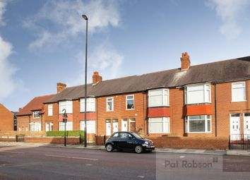Thumbnail 3 bedroom flat to rent in Chillingham Road, Heaton, Newcastle Upon Tyne
