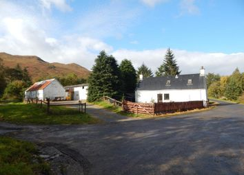 Thumbnail 4 bedroom detached house for sale in Camuslunie, Kyle Of Lochalsh
