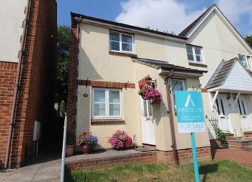 Thumbnail 2 bed end terrace house for sale in Lindisfarne Way, Torquay