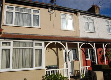 Thumbnail 3 bedroom terraced house to rent in Woodfield Avenue, Gravesend