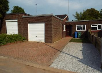 Thumbnail 3 bed bungalow for sale in Whatcroft Close, Halton Lodge, Runcorn, Cheshire