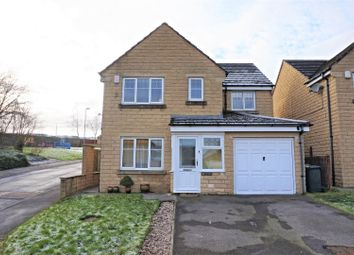 Thumbnail 4 bedroom detached house for sale in Greystone, Crosland Hill, Huddersfield
