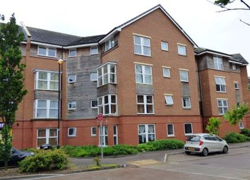 Thumbnail 2 bedroom flat for sale in Yersin Court, Old Town, Swindon