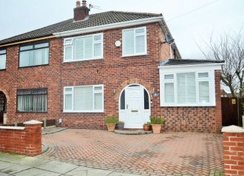 Thumbnail 3 bed semi-detached house for sale in Wynnstay Avenue, Maghull, Liverpool