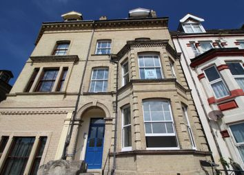 Thumbnail 1 bed flat to rent in London Road South, Lowestoft, Suffolk