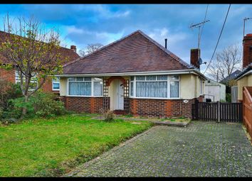Thumbnail 2 bed detached bungalow for sale in Hammonds Green, Southampton