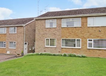 Thumbnail 2 bed flat for sale in Alderminster Road, Mount Nod, Coventry