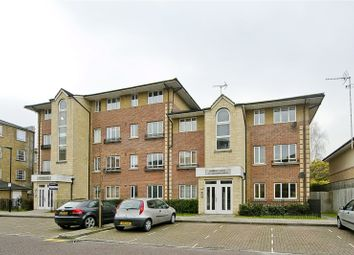 Thumbnail 1 bed flat for sale in Celandine Drive, Hackney