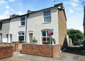 Thumbnail 2 bedroom end terrace house for sale in Drake Street, Enfield