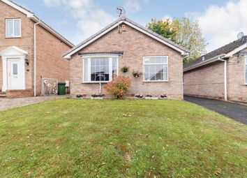 Thumbnail 3 bed bungalow for sale in Greenhall Road, Eckington, Sheffield, Derbyshire