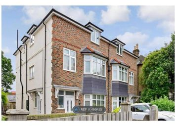 Thumbnail 2 bed flat to rent in Clarendon Road, Wallington