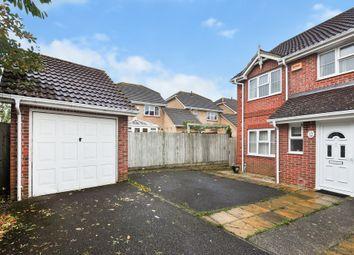 Thumbnail 3 bed semi-detached house to rent in Robert Brundett Close, Kennington, Ashford, Kent