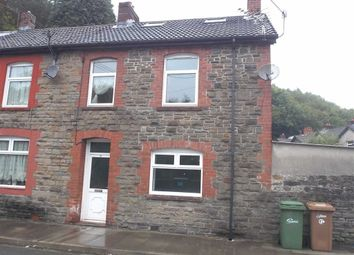 Thumbnail 2 bed end terrace house for sale in Station Avenue, Ynysddu, Newport