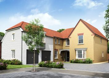 "Thumbnail 5 bed detached house for sale in ""Arbury"" at Sir Williams Lane, Aylsham, Norwich"