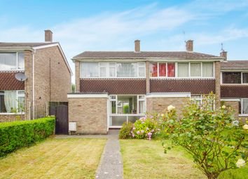 Thumbnail 3 bed end terrace house for sale in Hawthorn Close, Pucklechurch, Bristol